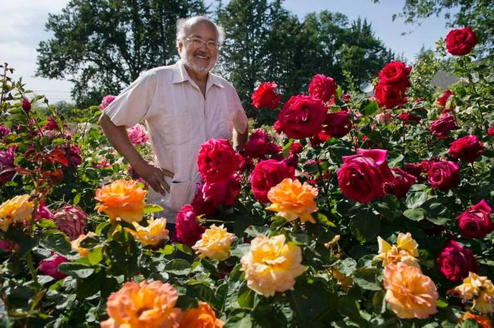 May 9 Field Trip: private garden tours Sacramento area