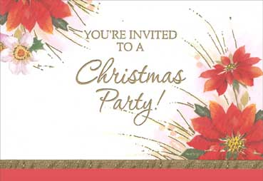 8812-poinsettias-christmas-invites-packaged-holiday-party-invitations
