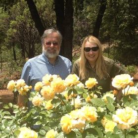 Martin & Beverly Rose Hopper, MLRS Co-Presidents